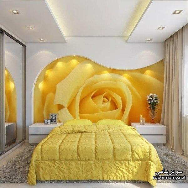 صورة اسقف جبس غرف نوم اطفال