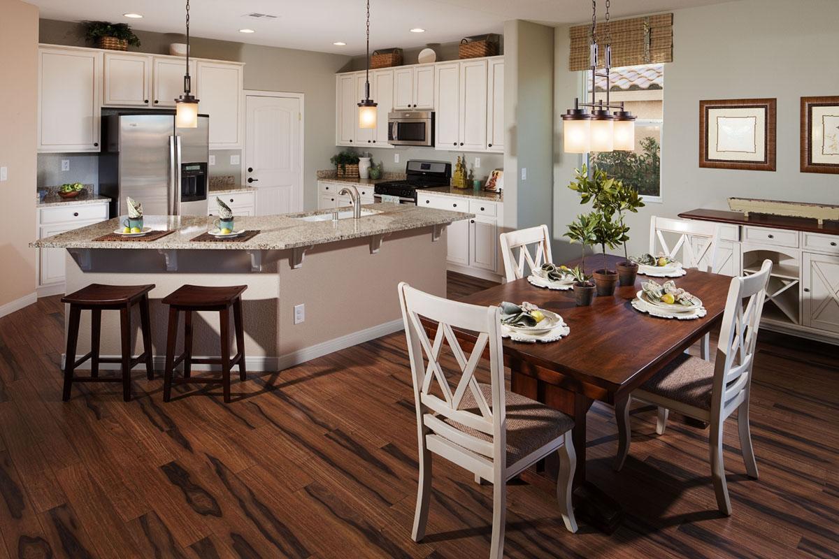 صورة ديكور مطبخ امريكي ابحر مع الخيال