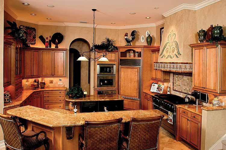 صورة معقول يكون هذا ديكور ومطبخ واو