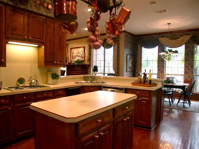 بالصور معقول يكون هذا ديكور ومطبخ واو 2140