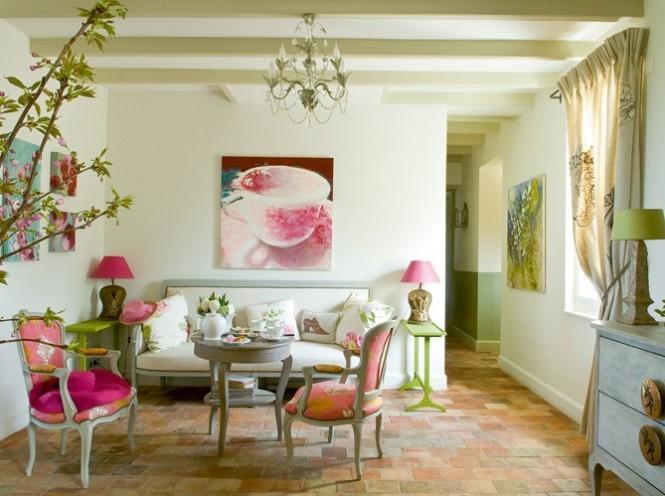 صورة ديكورات روعه زهور للديكور بالوان زاهية احدث ديكورات الزهور