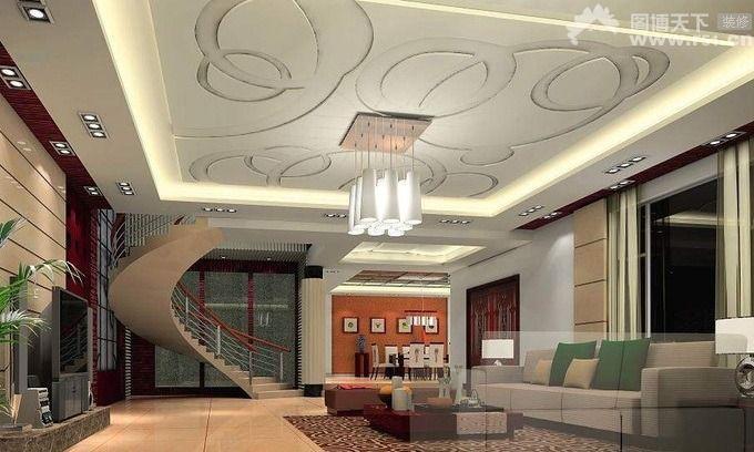 صورة اروع ديكور اسقف فخمة للمنازل اجمل ديكورات روعه