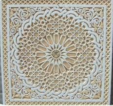 بالصور النقش المغربي على الجبس 2983 3