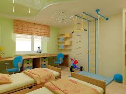 صورة ديكورات جبسية غرف نوم اطفال لها رونق خاص