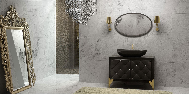 صور حمام عصري بتفاصيل كلاسيكية روعه