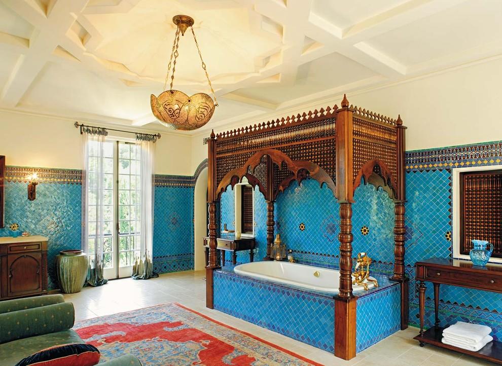 بالصور زخارف ونقوش مستوحاة من التراث العربي للحمام 33706 6