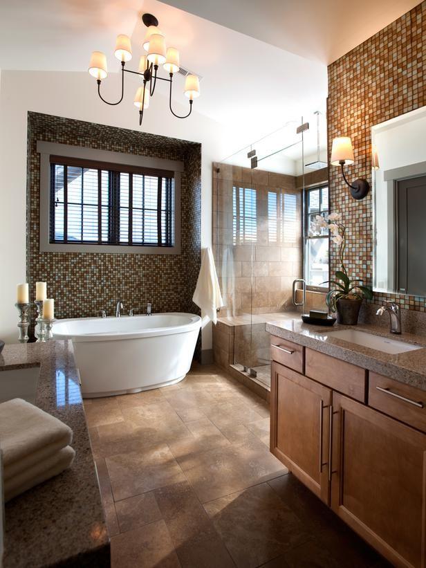 بالصور حمامات الموزاييك فخامة وروعة خامات تجعل الحمام تحفة فنية 33711 10