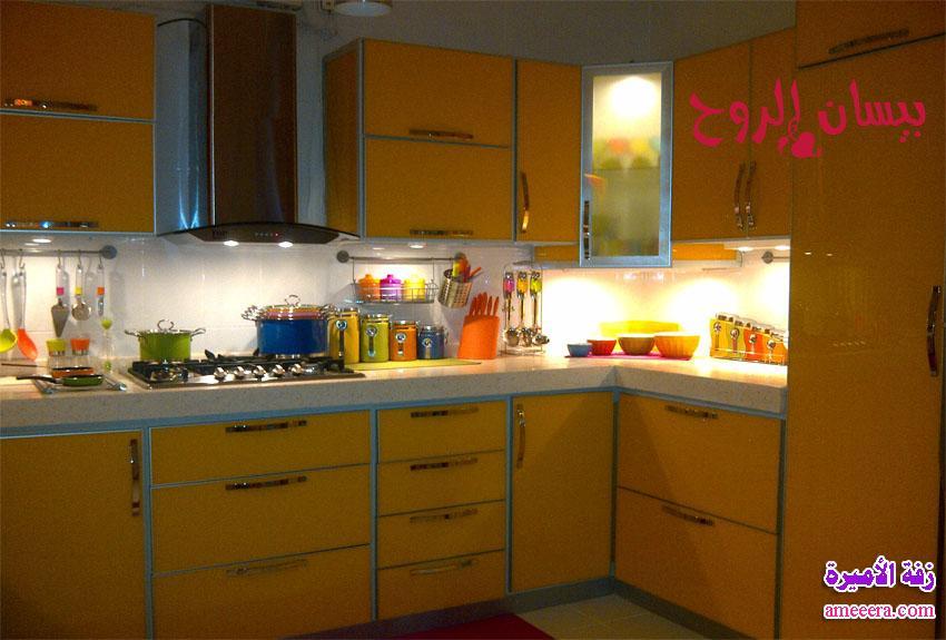بالصور مطبخ رائع وكلمة رائع قليلة في حقه 35555 5