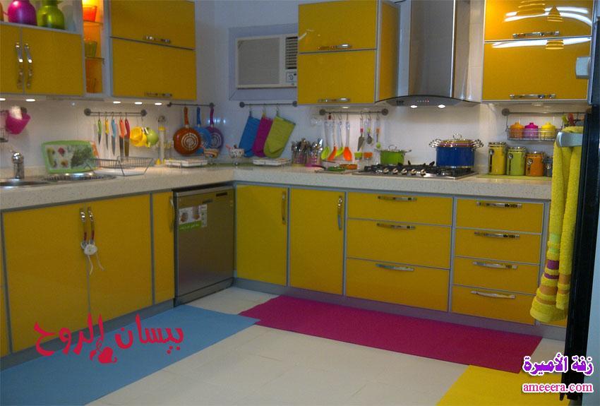 بالصور مطبخ رائع وكلمة رائع قليلة في حقه 35555 7