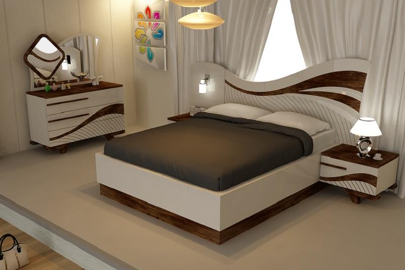 بالصور صور غرف النوم 2019 مودرن تتناسب مع باقي ديكورات المنزل العصري الحديث 577 8