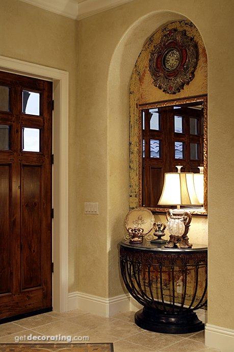 صورة ديكورات مداخل منازل اروع الديكورات المختاره