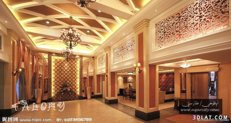 صور ديكورات فنادق عالمية اناقة فوق العادة