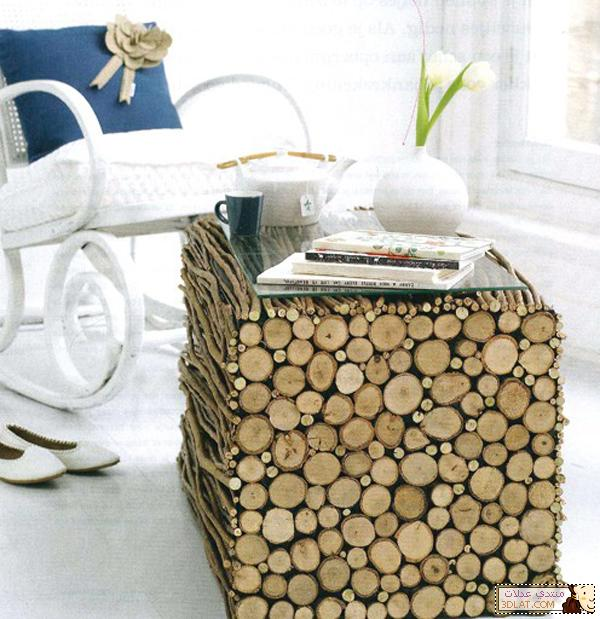 صورة صور اجمل ديكورات منزلية ديكورات من اغصان الشجر
