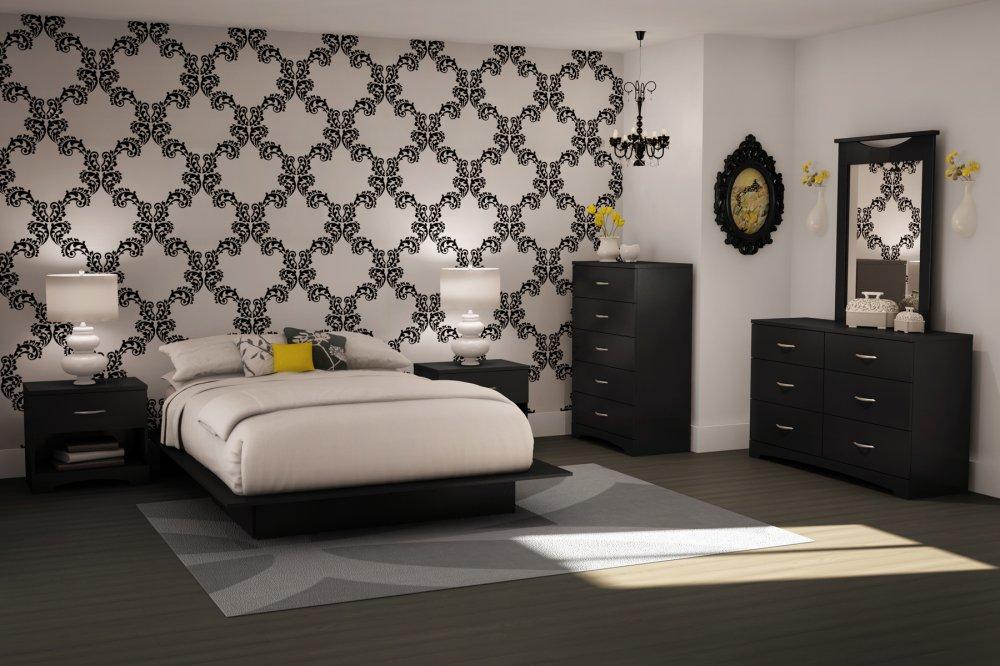 صورة ورق حائط لغرف النوم 2019