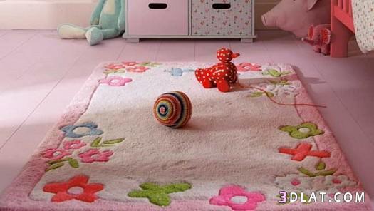 صورة سجاد غرف نوم اطفال