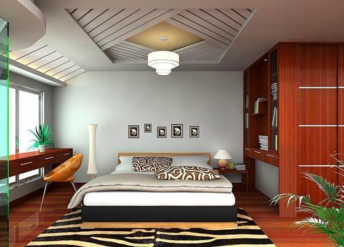 صورة ديكور جبسيات غرف نوم