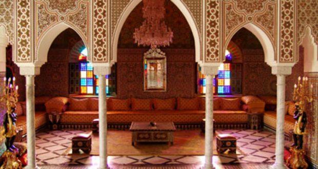 الديكورات المغربيه