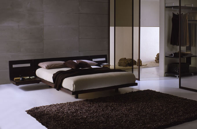 صورة تصاميم غرف نوم عصرية ساحرة