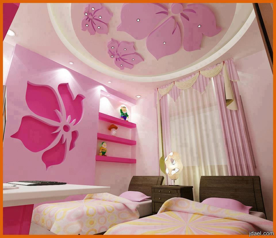 بالصور صور جبس غرف نوم اطفال 20151118331