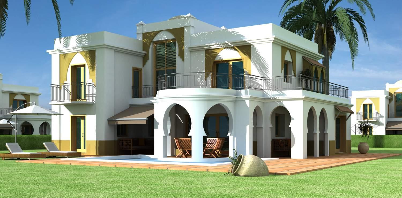 صورة تصميم معماري فلل