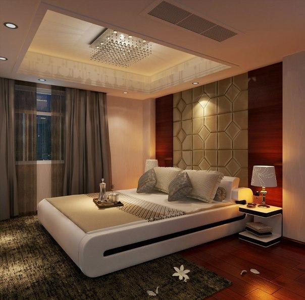 صورة جبس عصري غرفة نوم
