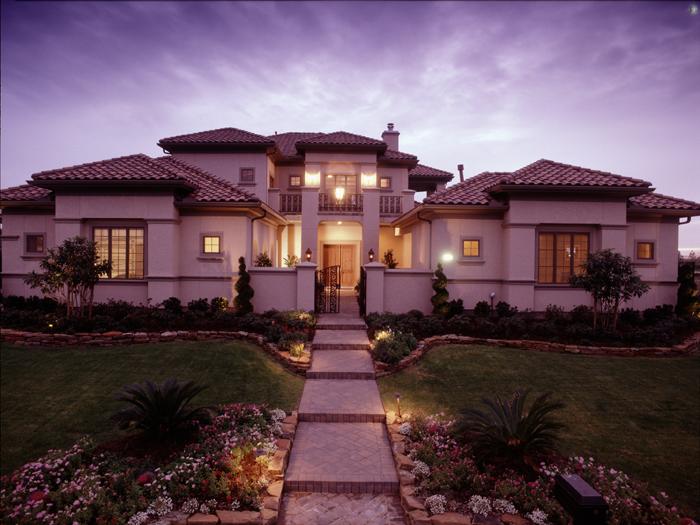 صورة ديكورات بيوت فخمه
