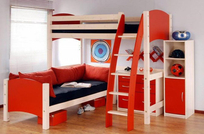 صورة غرف نوم اطفال مودرن دمياط اجمل تشكيلة غرف نوم اطفال مودرن