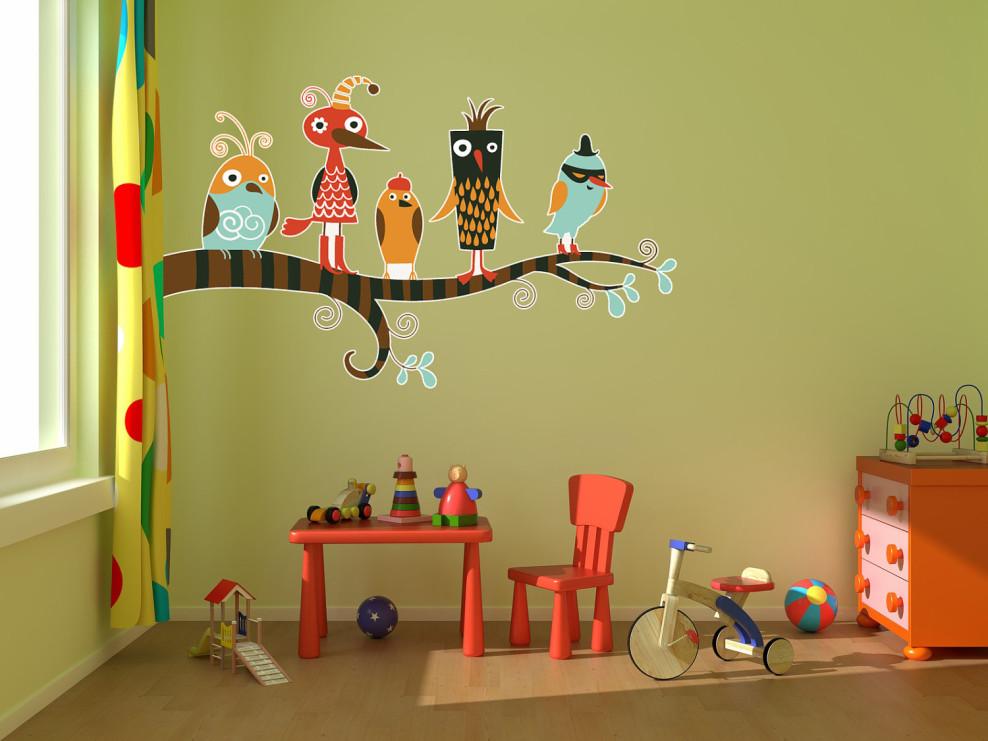 صورة تصاميم ديكور غرف اطفال رائعة