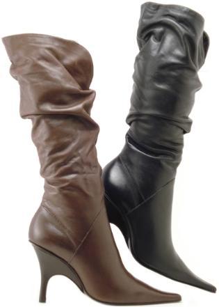 صور بوتات طويلة مذهلة روعه للبنات خقق احذية شتوية