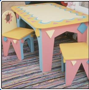 صورة طاولات للاطفال
