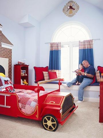 صور غرفة نوم اطفال بمكتبة احدث مكتبات اطفال لغرف النوم