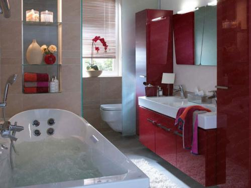 صورة ديكورات حمامات بسيطة