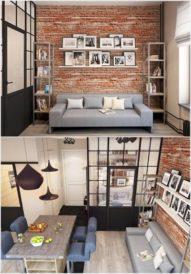 صور صور افكار تصاميم مذهلة لجدران الطوب