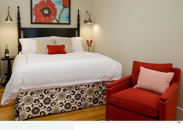 صور ستاير لغرف نوم ابيض في اسود احدث ستائر البياض والسواد