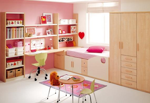 بالصور تصميم سرير بناتي تشكيلة عالمية من السرائر 34998 3