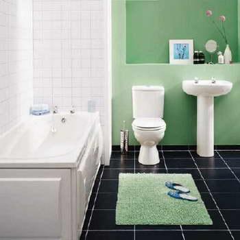 صورة ديكورات حمامات صغيرة 2020