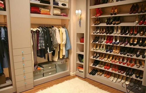 صورة تصميم غرفة ملابس