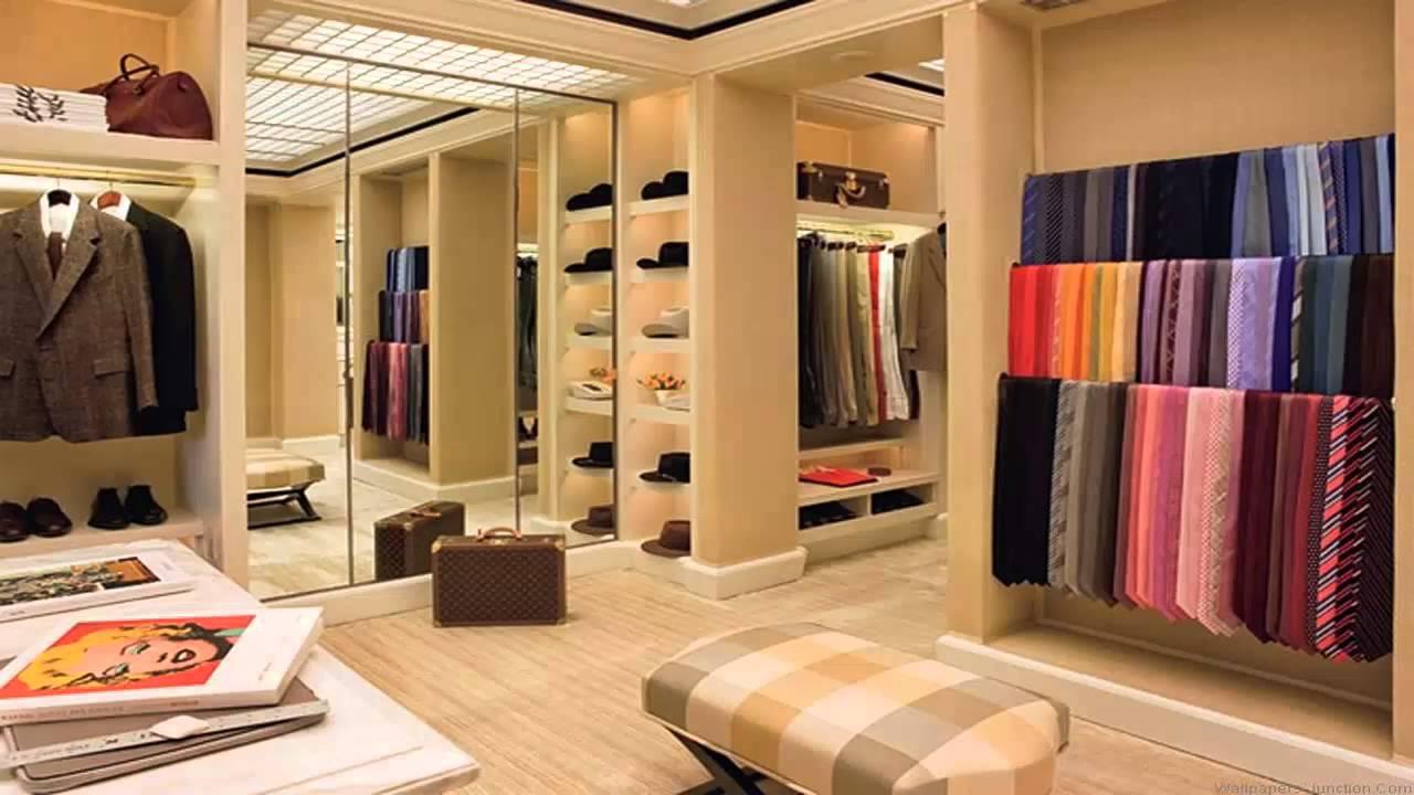 صور تصميم غرفة ملابس