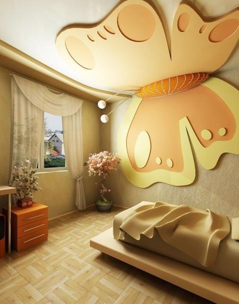 صور صور جبس غرف نوم اطفال