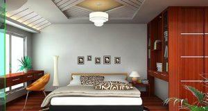 صورة ديكور الجبس لغرف النوم