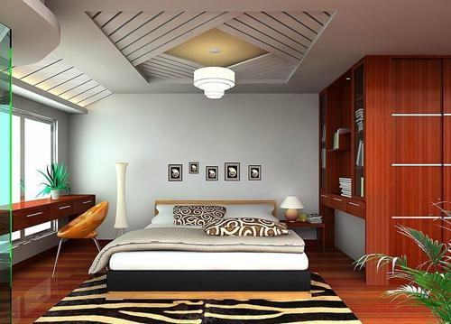 صور ديكور الجبس لغرف النوم