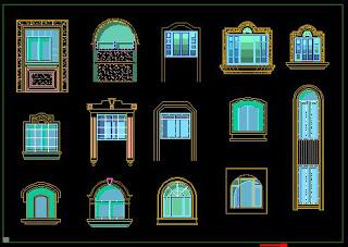 صور بلوكات اوتوكاد اثاث 3d