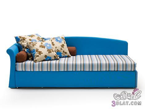 صورة كنب سرير من ايكيا