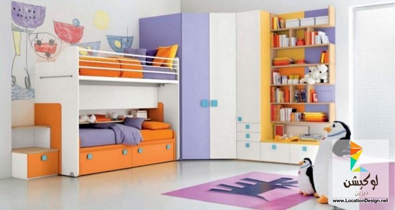 صورة ديكور غرف الاطفال