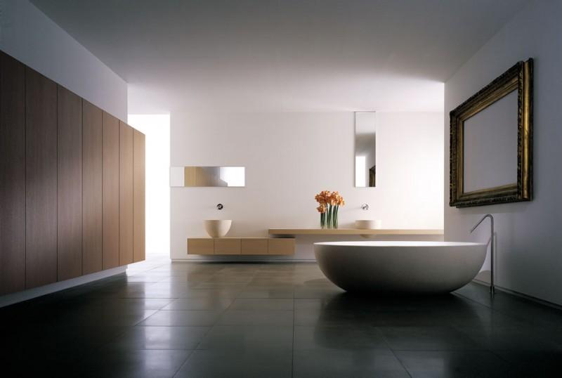 صور ديكور حمام كبير