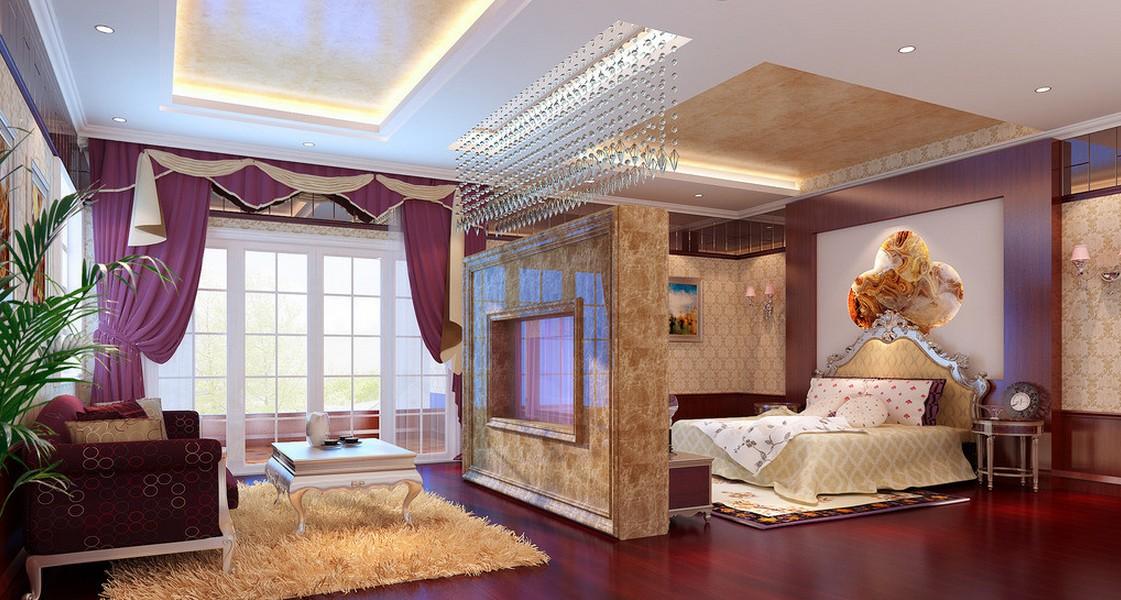 صورة غرف نوم رائعة احدث غرف النوم العصرية