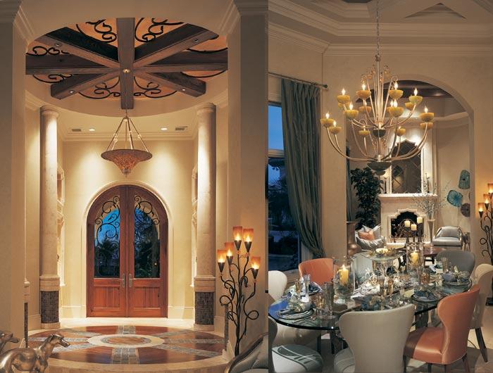 صورة اجمل ديكورات المنازل الحديثة
