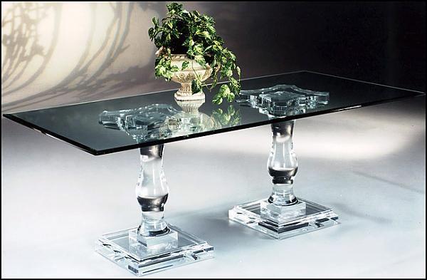 طاولات نص