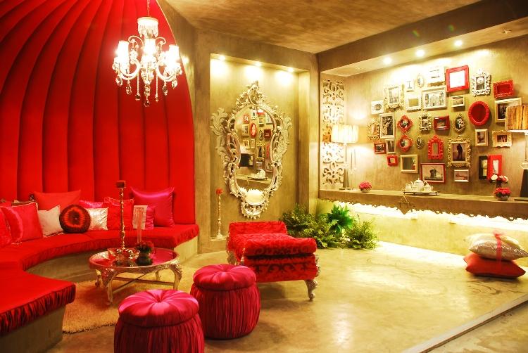 صور صور ديكور شقق غرف استقبال جنان