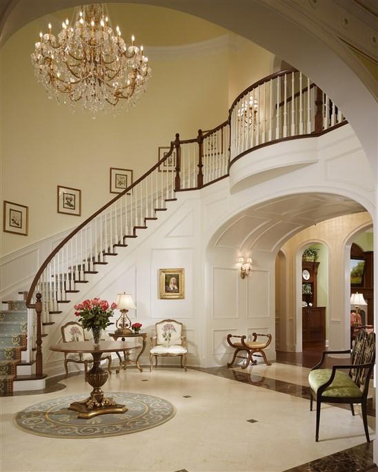 صور ديكور الدرج الداخلي